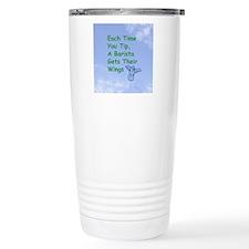 barista_button_zazzle Travel Mug
