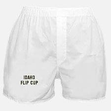 Idaho Flip Cup Boxer Shorts