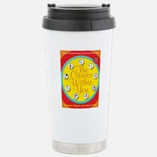 CareerWithInYouCover Stainless Steel Travel Mug