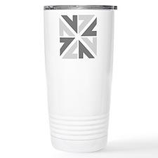 New Zealand NZ ZN Travel Mug
