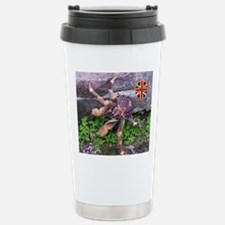 DGSMousepad2500-Coconut Stainless Steel Travel Mug