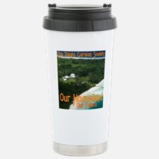 LGSquare-OurHomeland.gi Stainless Steel Travel Mug