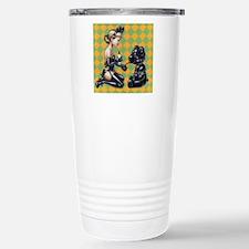 subbi teddy Stainless Steel Travel Mug