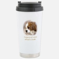 Ridley_watercolor Stainless Steel Travel Mug