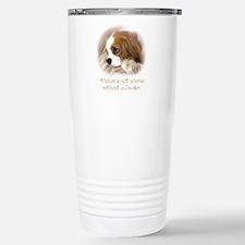 Ridley_watercolor Travel Mug
