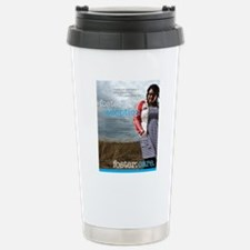 2-poster_crystal Stainless Steel Travel Mug