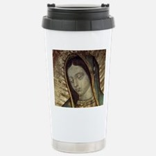 Our Lady of Guadalupe - Stainless Steel Travel Mug