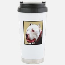 Pit Bull a Stainless Steel Travel Mug