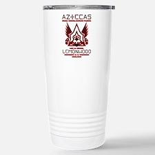 aztecas-champion-logo-2 Stainless Steel Travel Mug