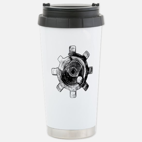 M16 Ejector Stainless Steel Travel Mug