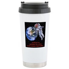 SPACE JUAN mouse pads Travel Coffee Mug