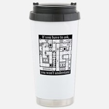 Dungeon Crawl Tee Stainless Steel Travel Mug