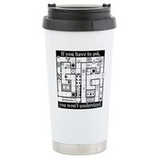Dungeon Crawl Tee Travel Mug