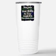 Kilts_1 Stainless Steel Travel Mug
