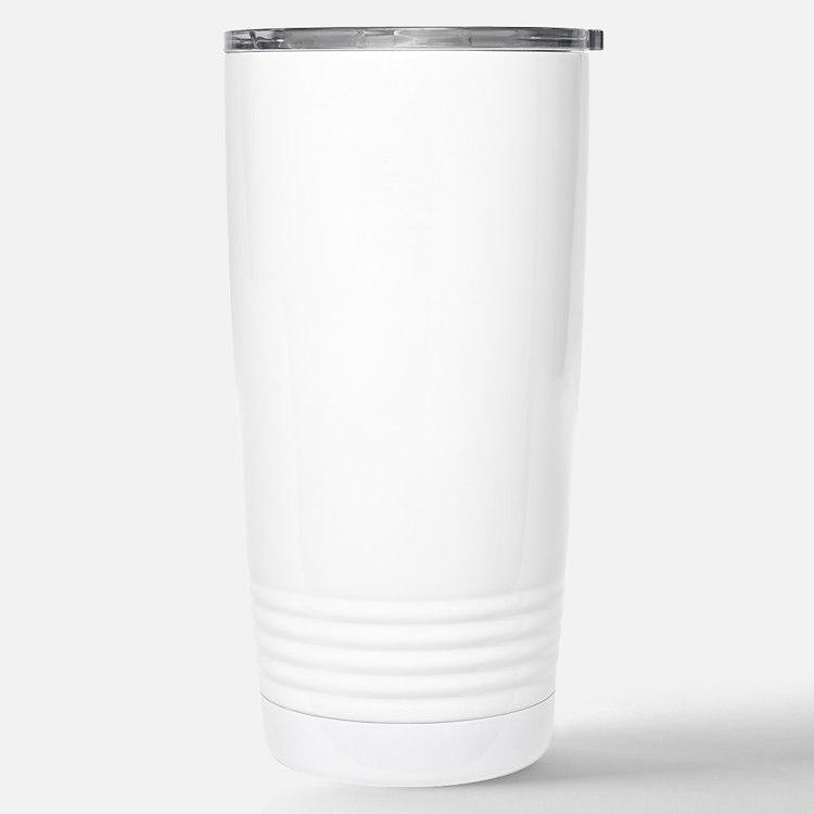 10x10 Center White Travel Mug