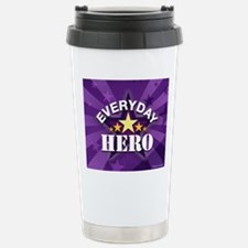 everydayherosigg Stainless Steel Travel Mug