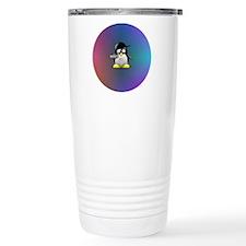 PK0001-Ubuntux Travel Mug