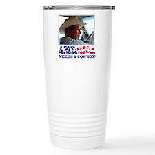 BushAMERICA Travel Mug