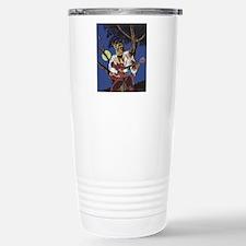 RockabillyWolf Travel Mug