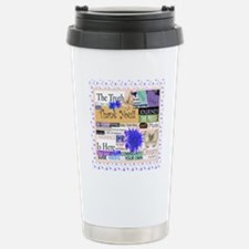 thanks3x3teddy Travel Mug