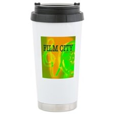 FilmCityNeon1 Travel Mug
