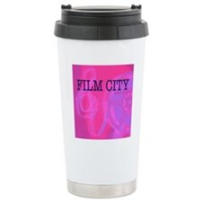 FilmCityPink Travel Mug