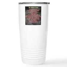 2-Soldiers Creed Travel Mug