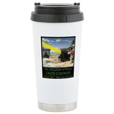 Pirate Laser Cannon Travel Mug