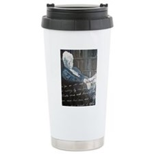W.B. Yeats Travel Mug
