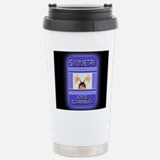 Symmetry mouse pad Stainless Steel Travel Mug