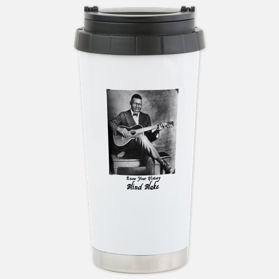 blindblakebig Stainless Steel Travel Mug
