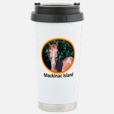 horsecafepress4 Stainless Steel Travel Mug