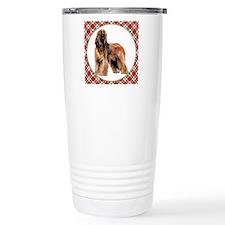 RDORN-afghan-hound-chri Travel Mug
