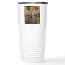 orcas-cstr Travel Coffee Mug
