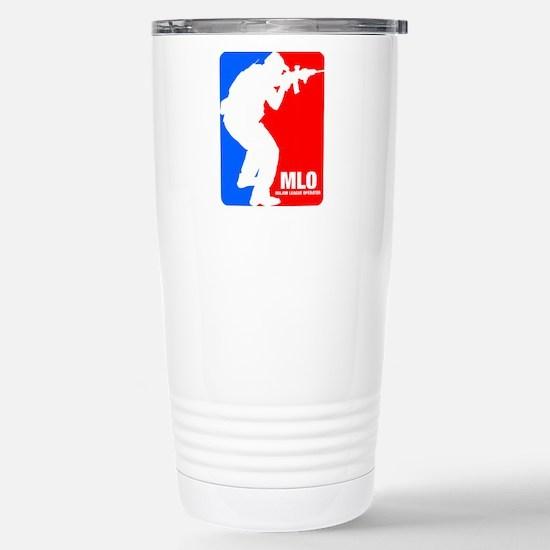 2-MLO_02 Stainless Steel Travel Mug