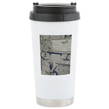 Tom Swift Junior lab Travel Coffee Mug