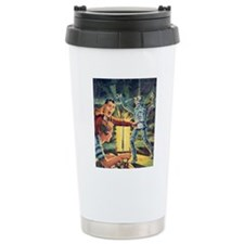Giant Robot Travel Mug