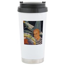 Tom Swift Flying Lab Travel Mug