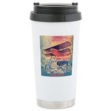 Flying Boat Travel Mug