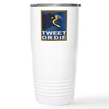 tweetMe Travel Mug