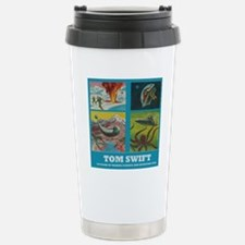 Tom Swift 4 adventures Travel Mug