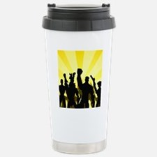 4-free1a Stainless Steel Travel Mug