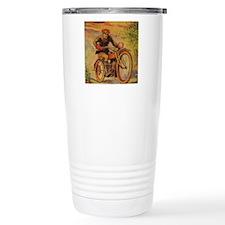 Tom Swift Motorcycle Travel Mug