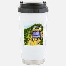 JUST MARRIED SQUARE Travel Mug