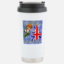 SALUTE Travel Mug