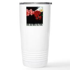 piano square Travel Mug