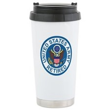 Army-Retired-Patch-8th- Travel Mug