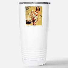 apron2 Stainless Steel Travel Mug