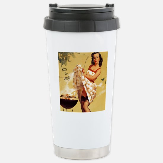 apron2 Stainless Steel Travel Mug