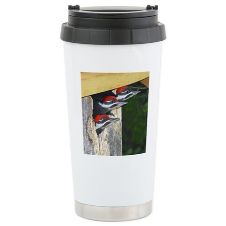 4.25x4 Stainless Steel Travel Mug